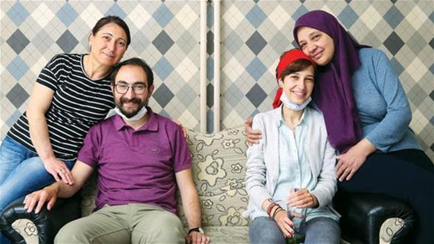 Mother of Turkish educator on hunger strike says she 'cannot