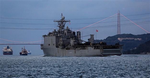 Russia calls US Black Sea naval patrols 'potential threat