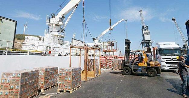First ship carrying food departs Turkey for Qatar - Latest News