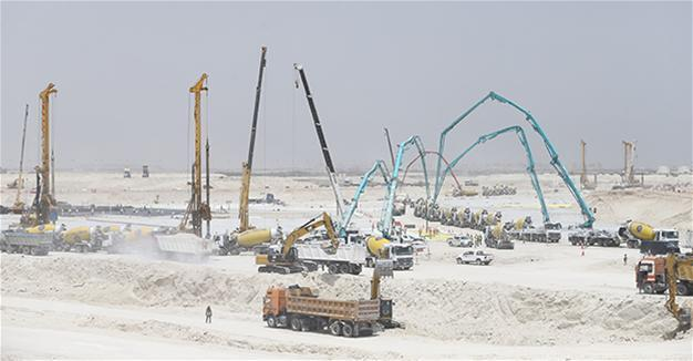 Turkey's Limak lays foundation for record-breaking Kuwait airport
