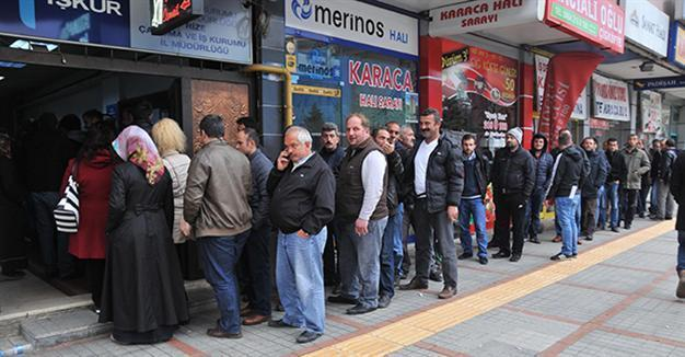 unemployment in turkey The problem of youth unemployment in egypt continues to fester and could reach a boiling point among the root causes are problems in the country's higher education system and demographic pressures.