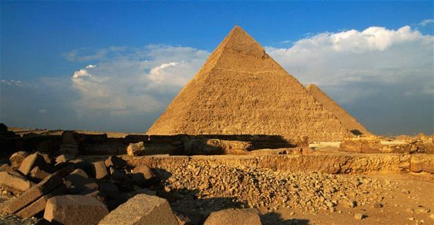 Secrets of Great Pyramid uncovered