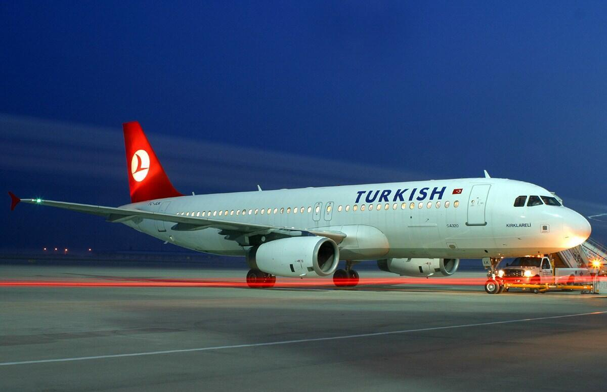 turkish airlines  gulf air sign codeshare deal