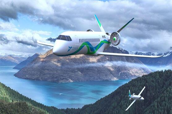 Boeing Backed Startup Eyes Hybrid Electric Plane In 2022