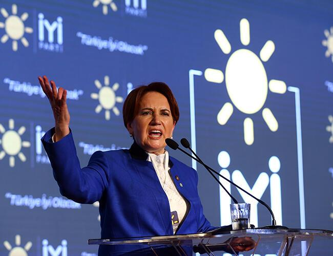 Akşener hints at run for presidency in 2019 as she forms 'Good Party'