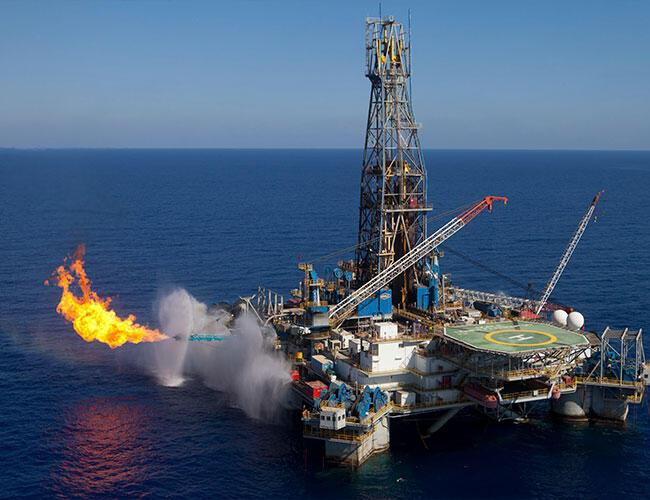 Greek Cyprus president says Total, Eni to start drilling