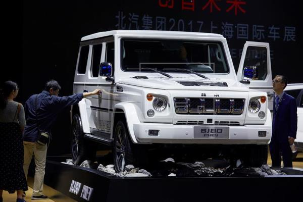 Giant Auto Sales >> Chinese Auto Giant To End Petrol Vehicle Sales By 2025