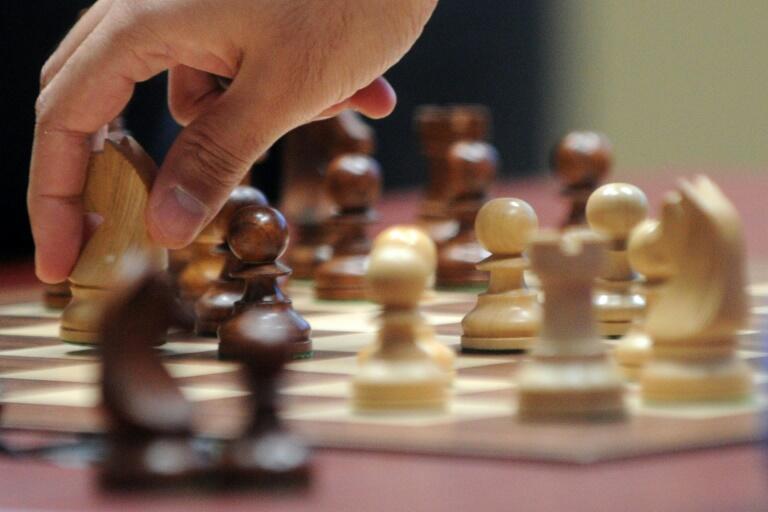 Os israelenses procuram uma compensação depois do desprezo saudita do xadrez