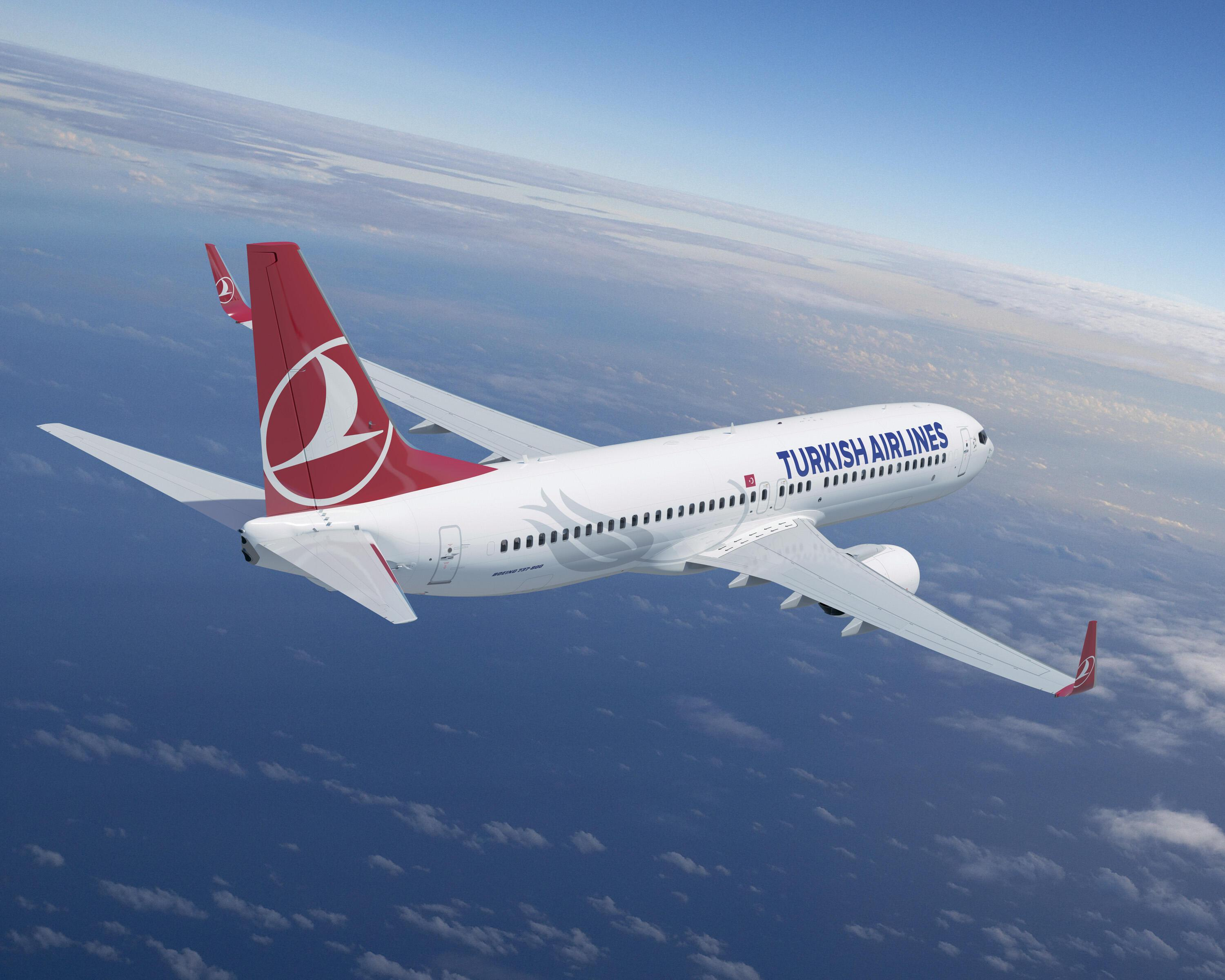 Billedresultat for turkish airlines Africa