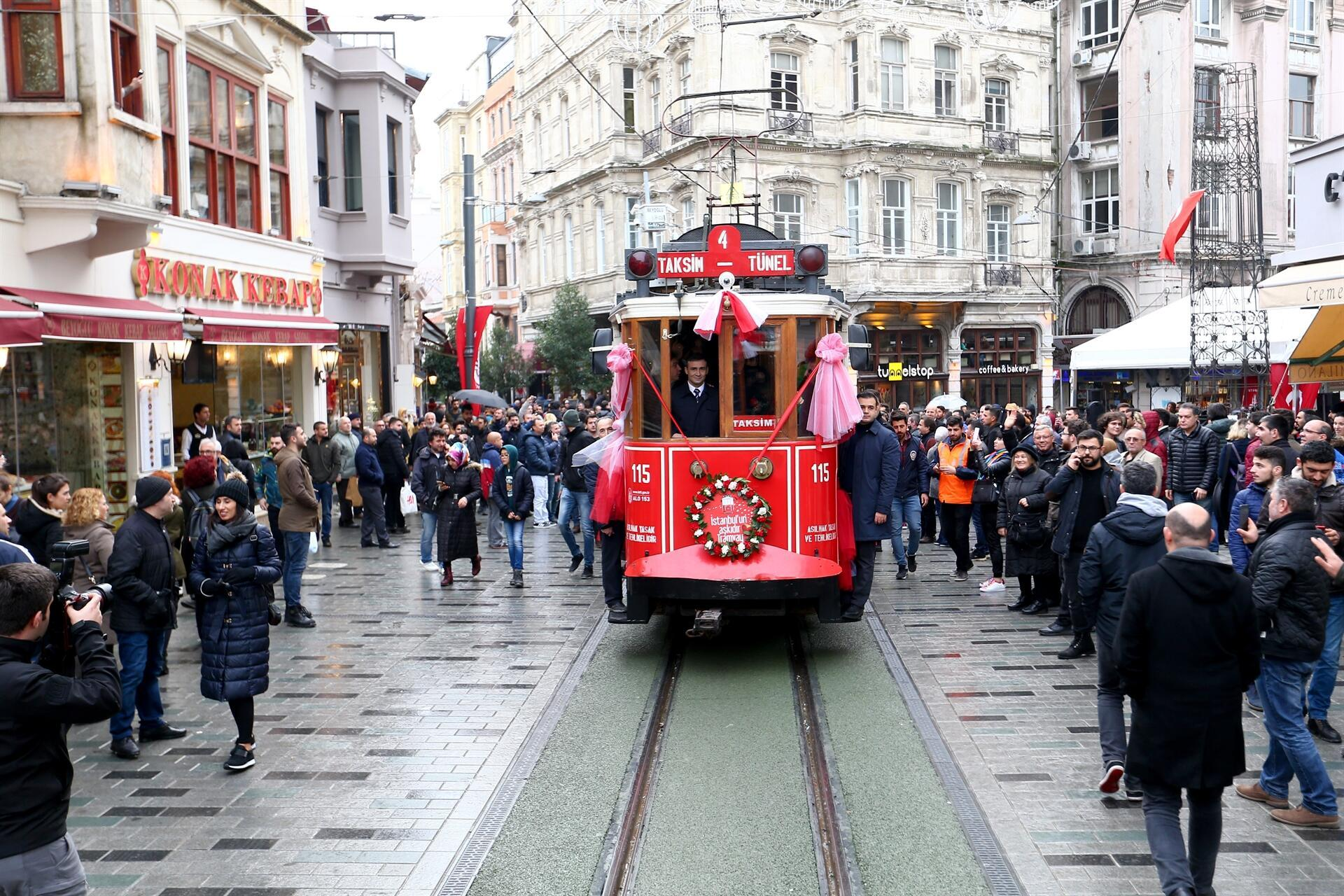 Image result for istanbul istiklal