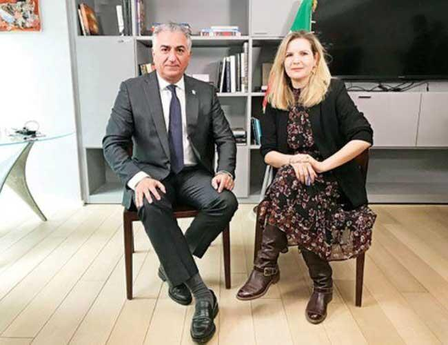 i am unifying voice of iran reza pahlavi turkey news
