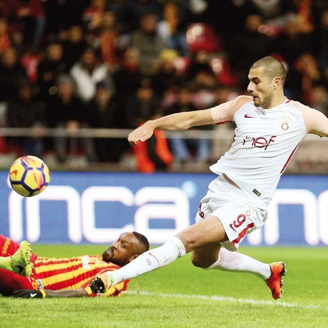 Title contenders make perfect start to second half of Turkish League