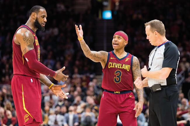 new concept b2d14 52bff NBA: Thomas heading to Lakers after Cavs ring changes ...