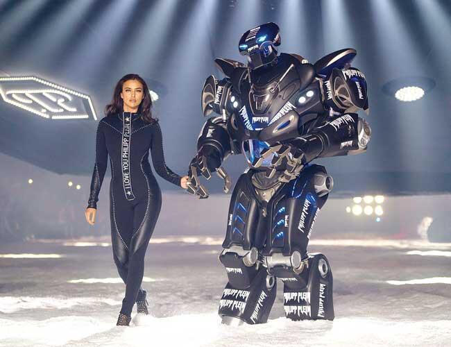 robots debate future of humans