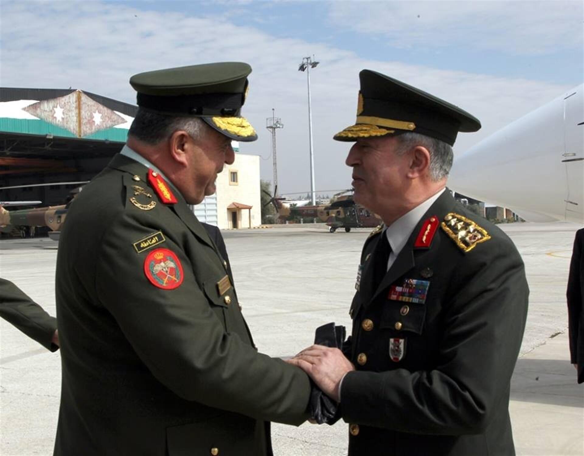 Turkey, Jordan ink military cooperation deal - Turkey News