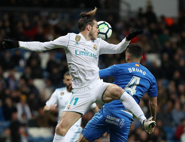 Real Madrid To Seal Getafe S Faith: PSG Game A Test Of Zidane's Faith In Bale