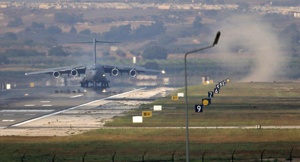 US 'denies' reducing operations at Turkey's İncirlik base due to bilateral tensions