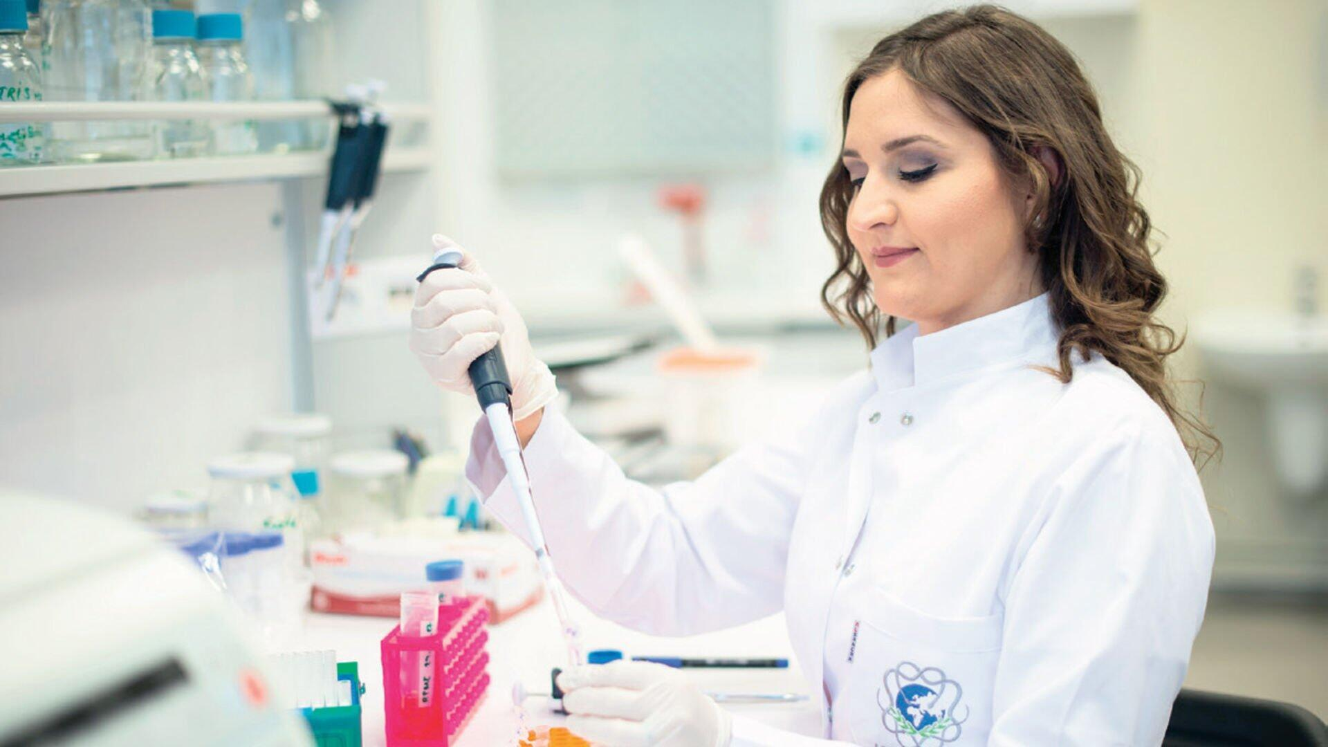 turkish scientist honored with l oreal unesco for women in science