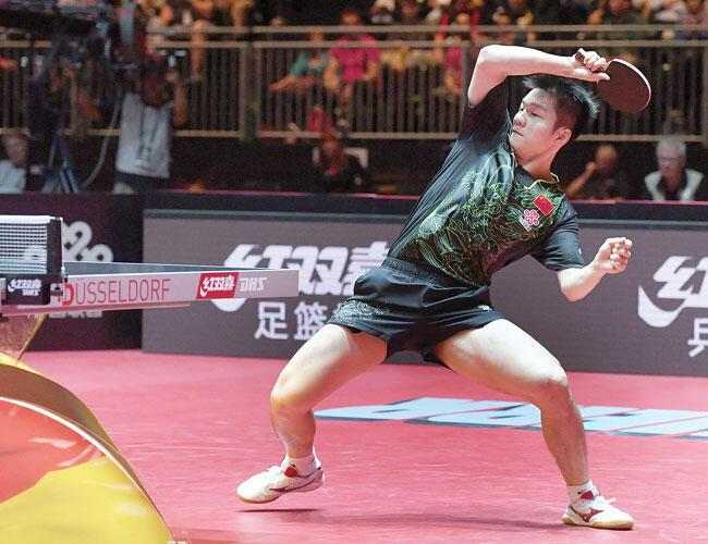 Fabulous Fan Dethrones Timo Boll At Top Of World Rankings