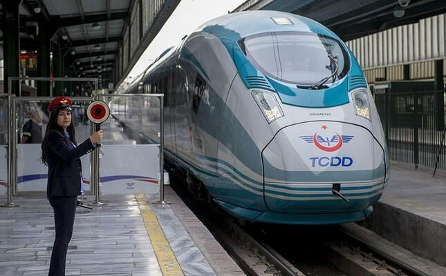 Turkey inks 340 mln-euro deal for 10 high speed trains with Siemens