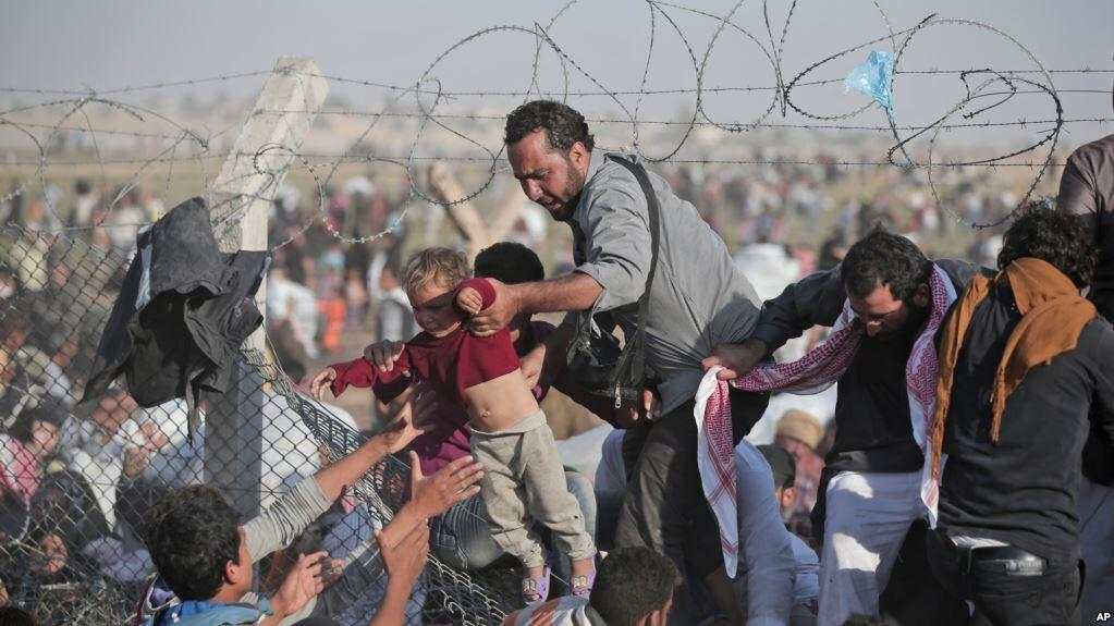 60 percent of refugee children suffer from psychological problems