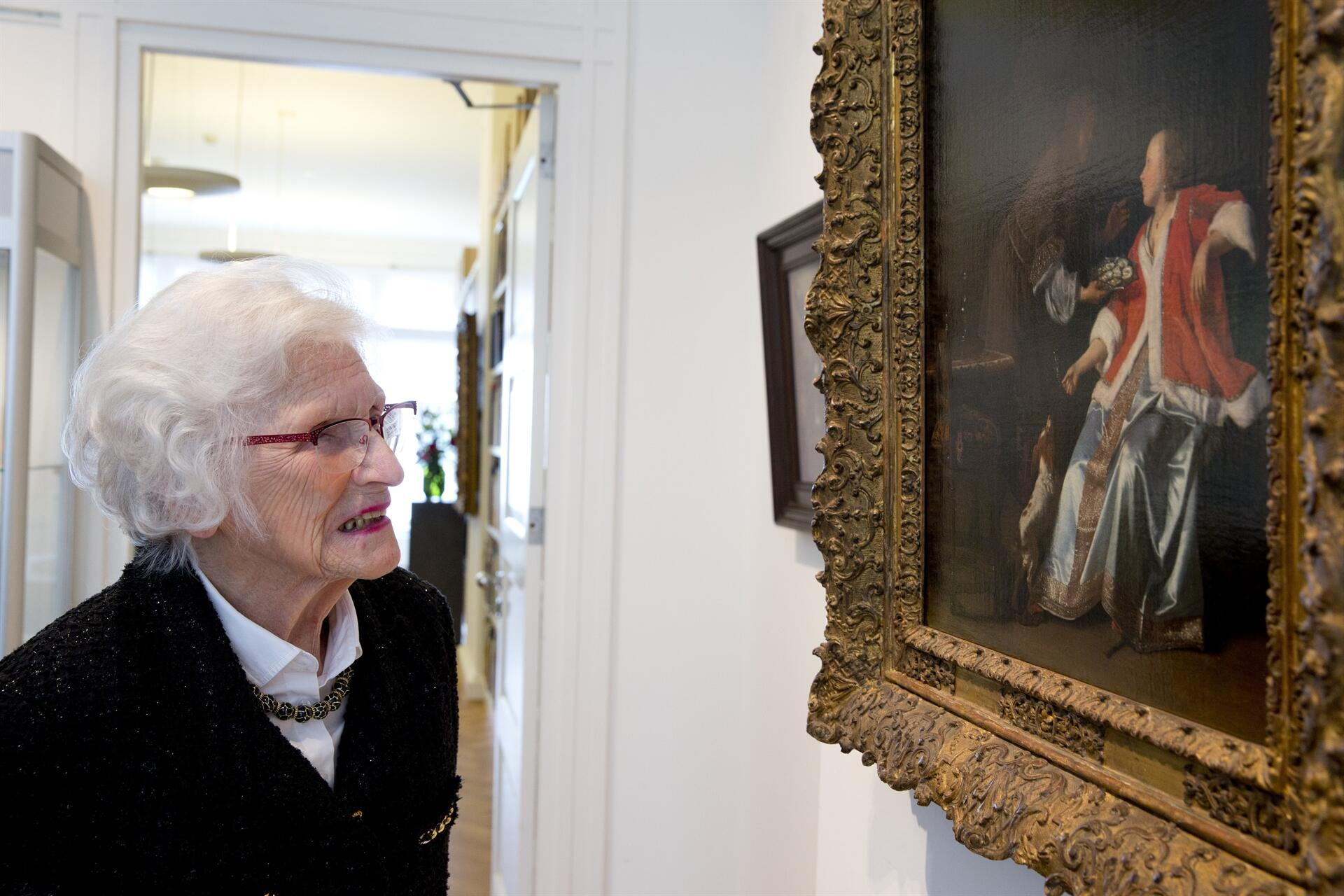recently returned looted dutch old master to go to auction