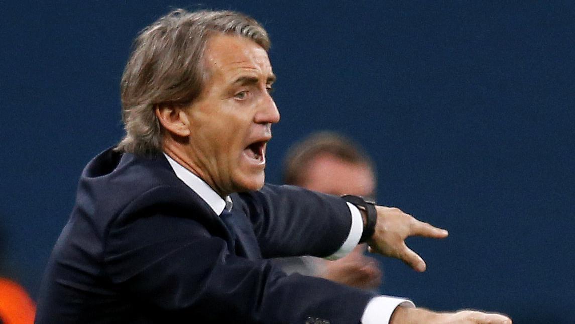 ac72d6724e6 Mancini reaches agreement to coach Italian national team - Turkish News