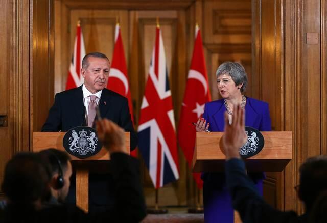 Turkey 'will never accept' Jerusalem as Israel's capital: Erdoğan
