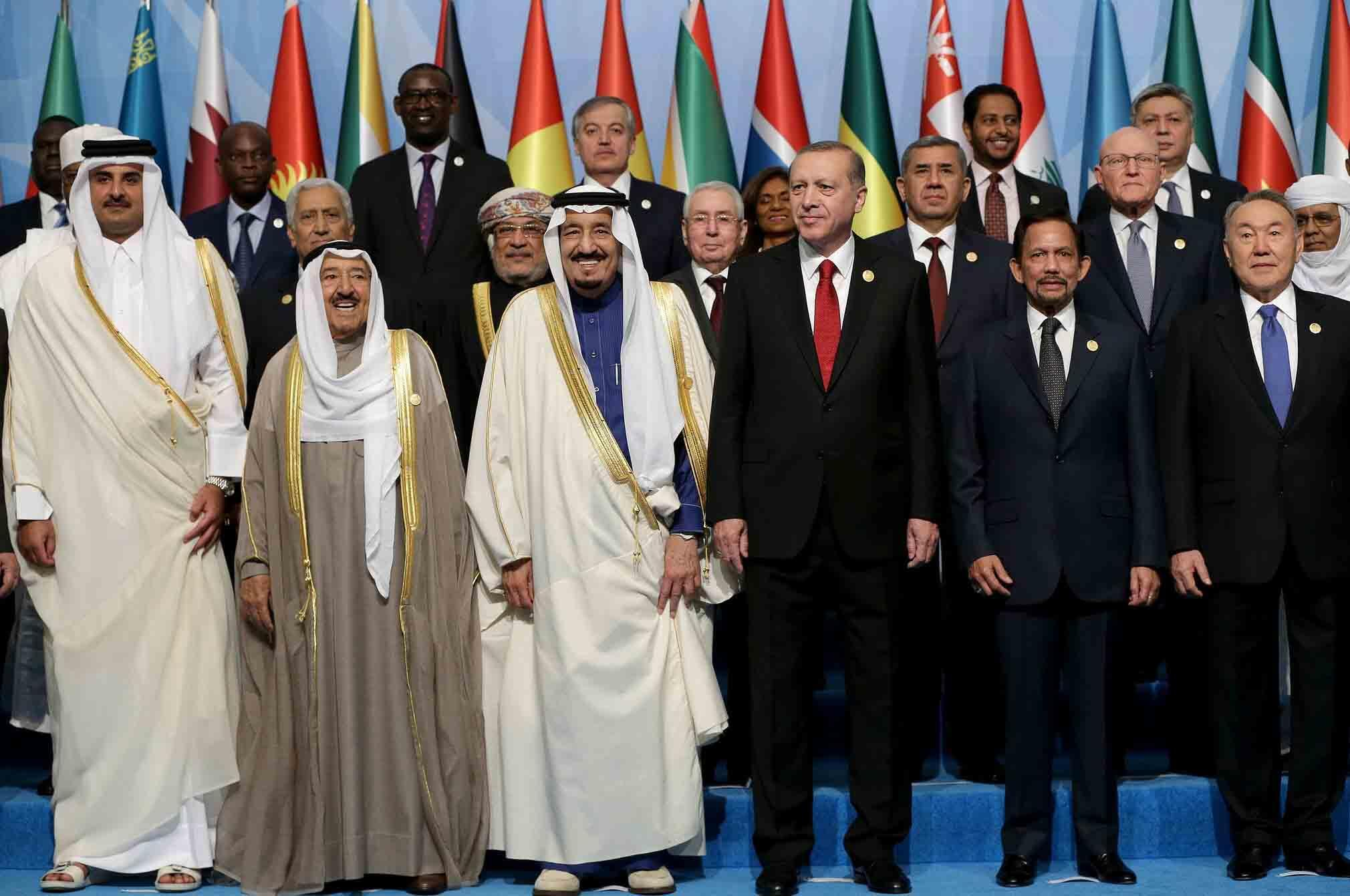 OIC summit on Palestine reject US decision on Jerusalem