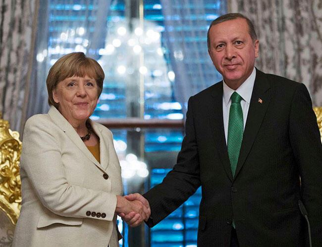 Merkel: Erdoğan invited to Germany after Turkey's elections