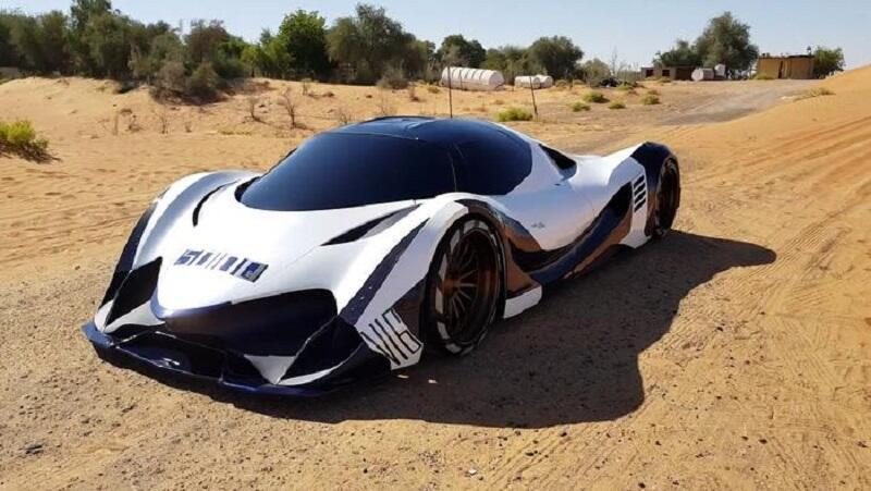Fastest Car In The World >> Turkish Cargo Carries World S Fastest Car Latest News