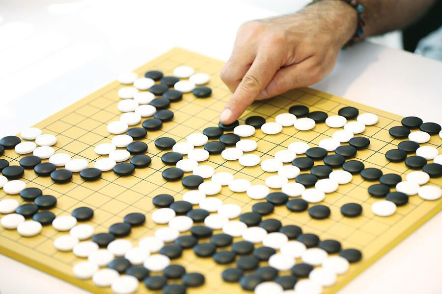 Ancient Mind Game Go Becomes Popular In Turkey