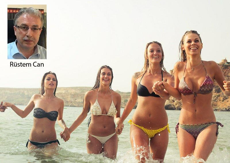 Turkish Mufti Says Women Should Not See Each Other Naked While Swimming
