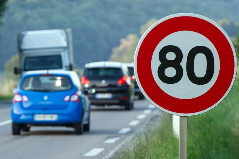 france lowers speed limit on roads faces criticism too world news