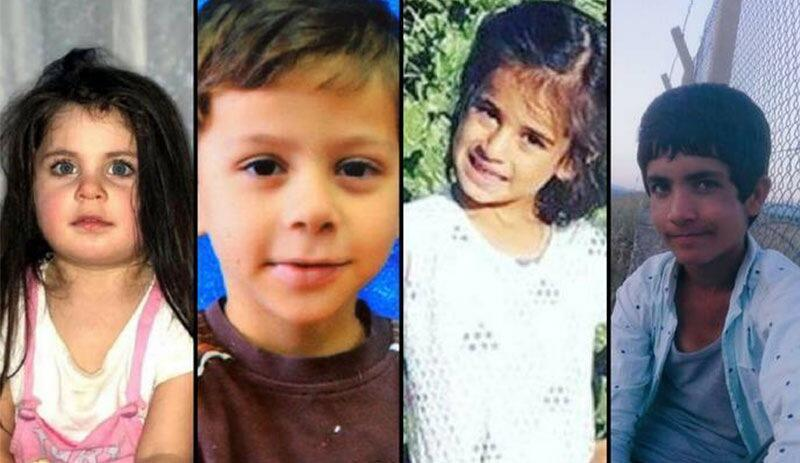 Over 104,000 missing children cases filed in Turkey in eight
