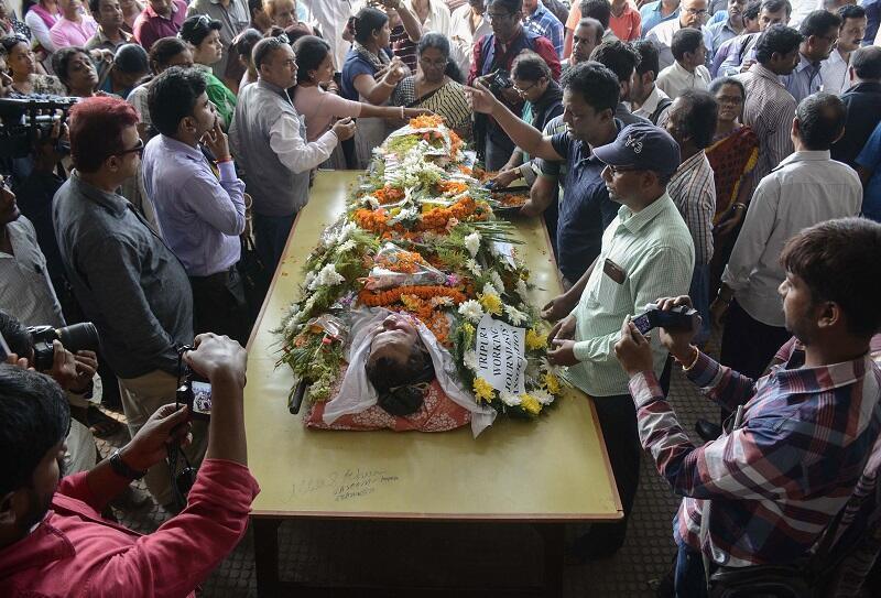 Media watchdog alarmed by Indian journalist killings, hate