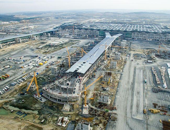 new istanbul airport to boost turkey s aviation sector officials say latest news. Black Bedroom Furniture Sets. Home Design Ideas