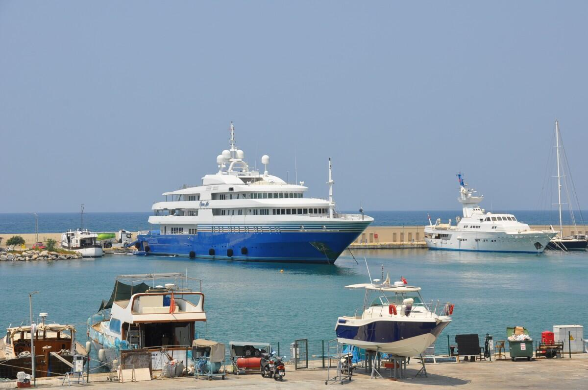 Tender for Ephesus Harbor still unannounced