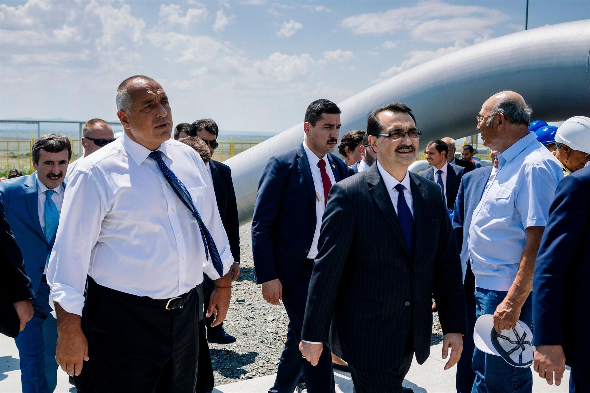 Bulgaria expands pipeline to Turkey in bid for Russian gas - Latest News