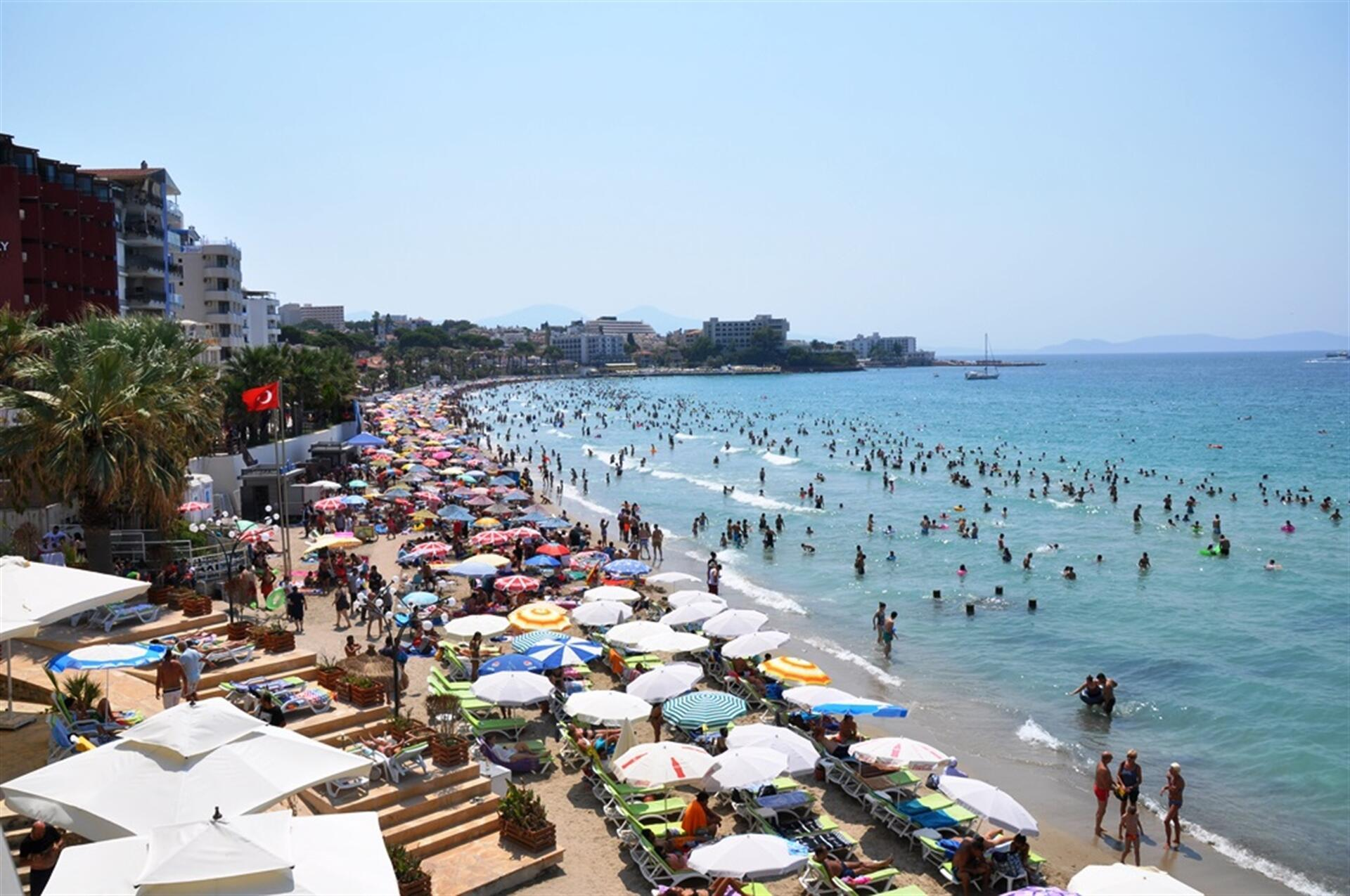 turkish tourism sector enjoys local holidaymaker boom over eid
