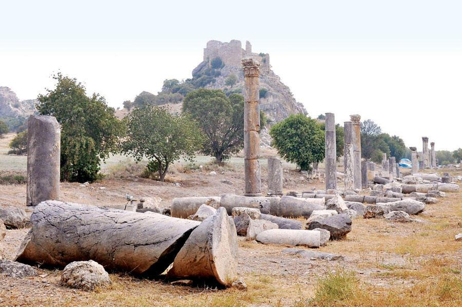 findings push back history of ancient city of kastabala