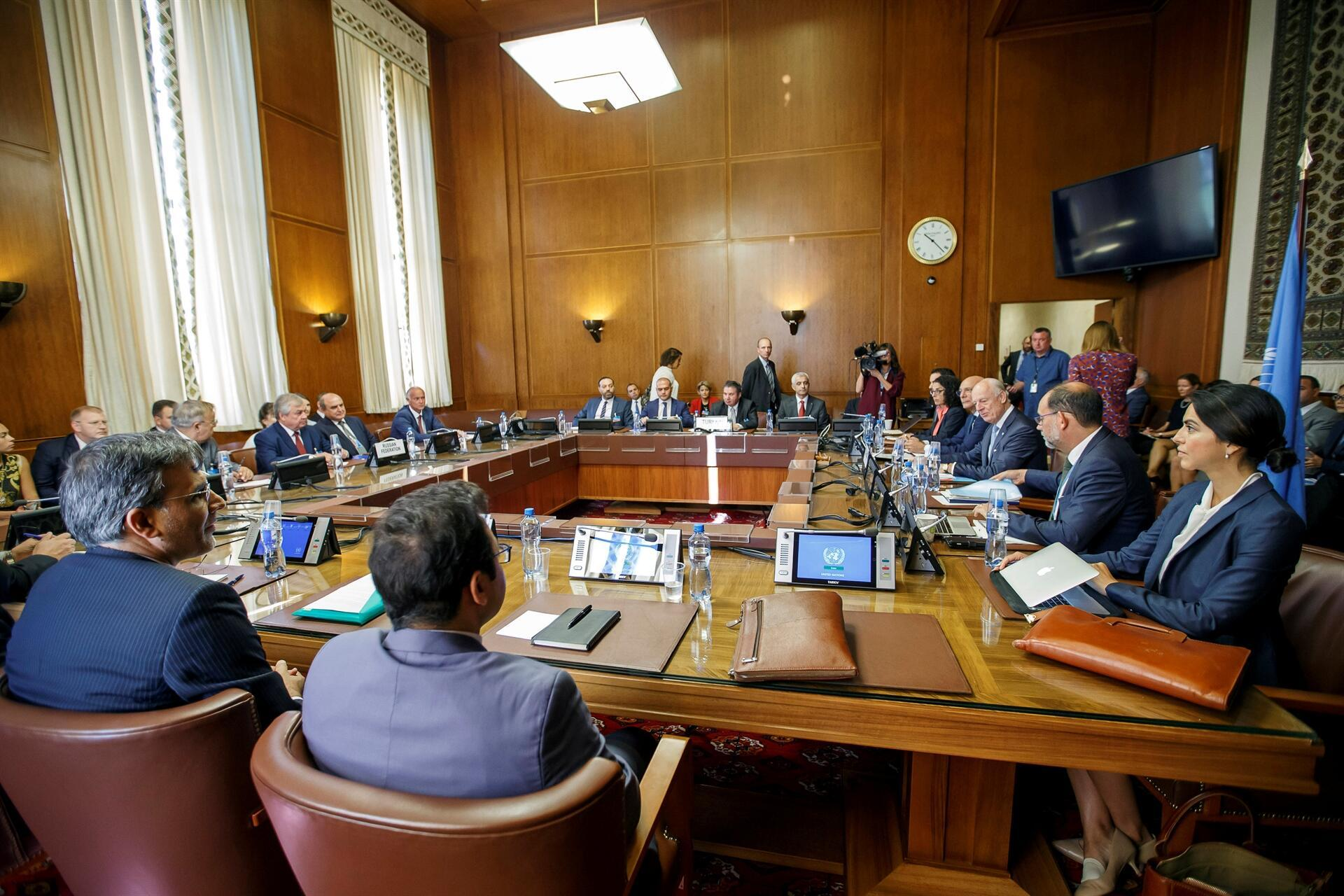 Turkey Russia Iran Reach Agreement In Principle On Syria