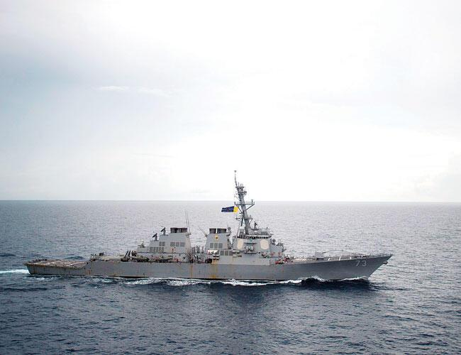 Chinese destroyer extremely close to US warship: US - World News