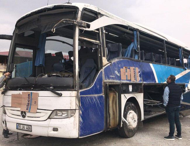 At least seven killed in bus accident in Kahramanmaraş