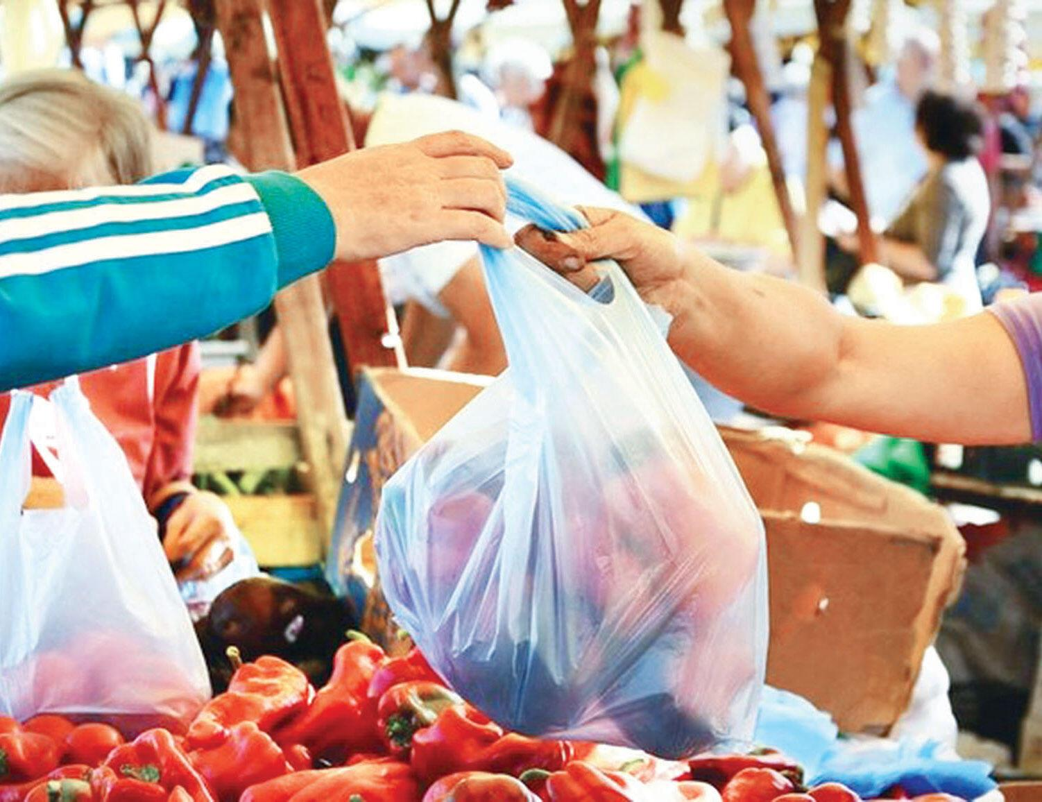 Draft Law Suggests Ban On Free Plastic Bags In Turkey