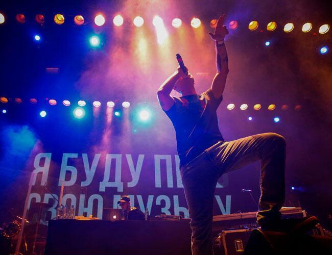 Russian parliament runs rap song contest amid crackdown