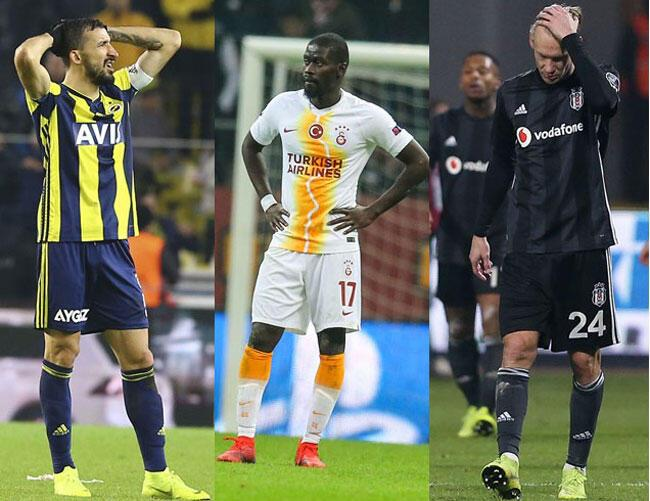 5c6d48c4 Is 'Big 3' domination in Turkish football over. Turkey's top tier football  league ...