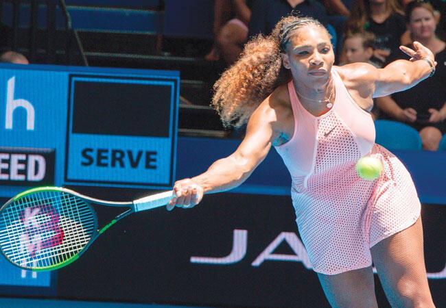 Serena Sweeps Hopman Cup Singles Ahead Of Slam Record Bid Turkish News