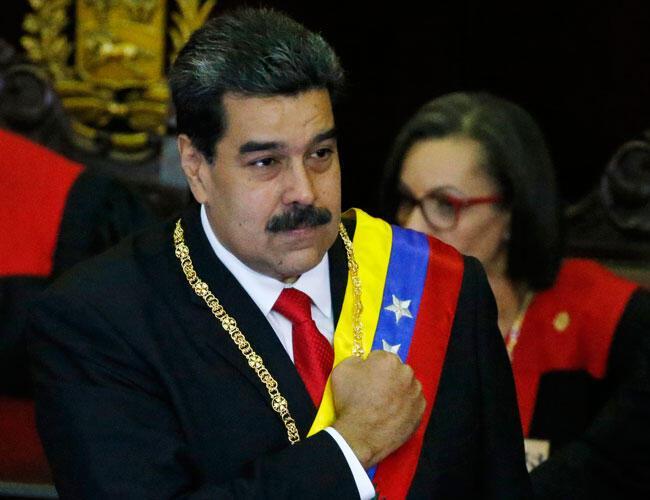 TANISHA: Sisi Maduro