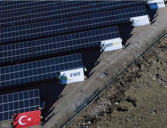 Azeri energy company SOCAR acquires EWE Turkey - Latest News